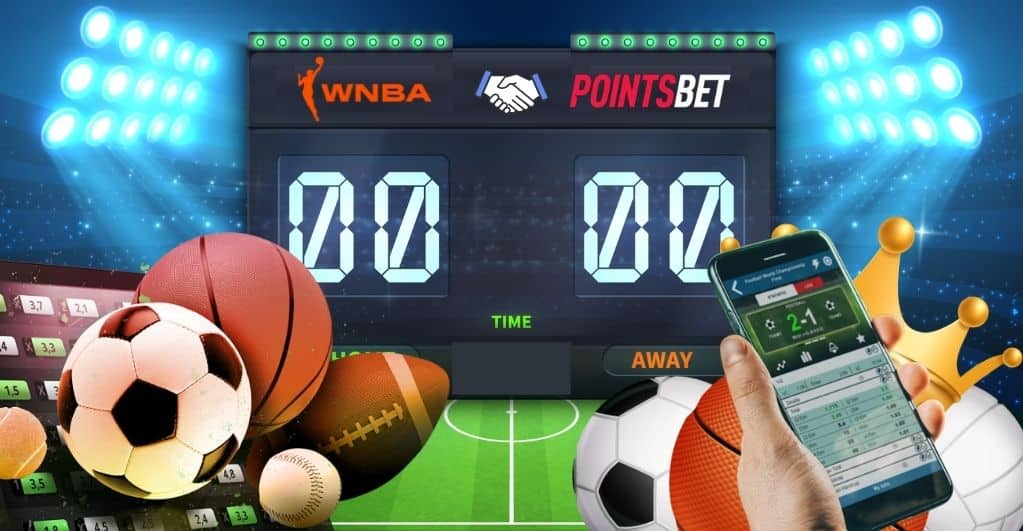 WNBA Enters Sports Betting Partnership With Pointsbet