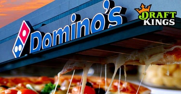 Draftkings Partnering With Domino's Pizza on Betting Contest