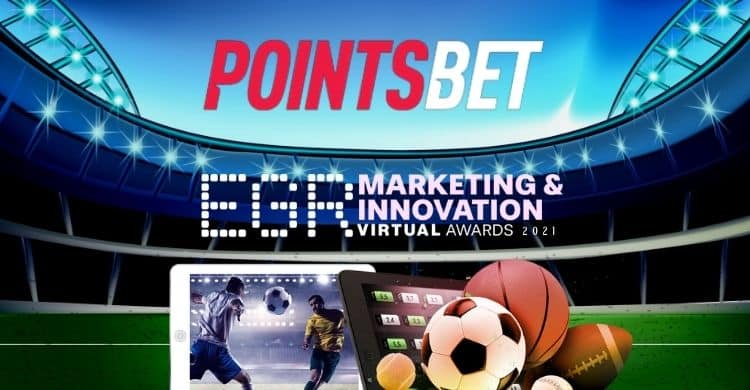 Pointsbet Wins 'best Innovation in Sports Betting' Award